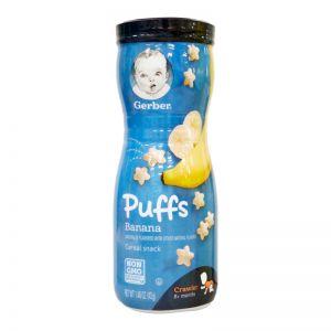 GERBER® GRADUATES® Puffs Banana 42g