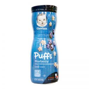 GERBER® GRADUATES® Puffs Blueberry 42g