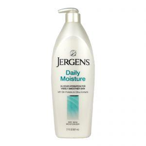 Jergens Daily Moisture Dry Skin Moisturizer 621ml