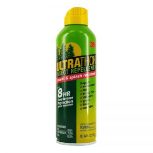 3M Ultrathon Insect Repellent 8Hr Spray 170g