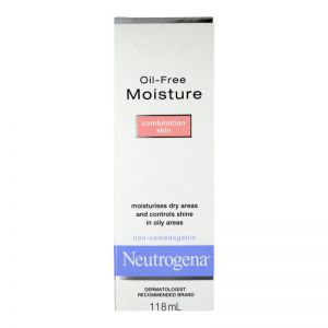 Neutrogena Oil-Free Moisture 118ml Combination Skin
