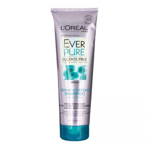 L'Oreal Hair Expert Shampoo 250ml Everpure Repair Defend