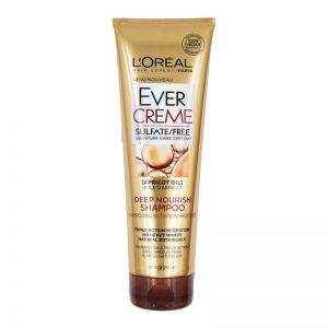 L'Oreal Hair Expert Shampoo 250ml Evercreme Deep Nourish