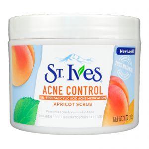 St. Ives Scrub 10oz  Blemish Control Apricot