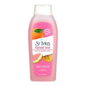 St. Ives Pink Lemon & Mandarin Orange Body Wash 709ml