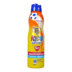 Banana Boat Kids Sports Sunscreen Lotion Spray 170g SPF50+ UVA/UVB