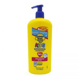 Banana Boat Kids Sunscreen Lotion SPF 50 UVA/UVB 354ml
