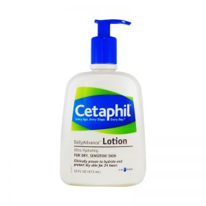 Cetaphil Daily Advance Lotion Ultra Hydrating 16oz