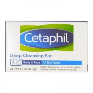 Cetaphil Deep Cleansing Bar 127g