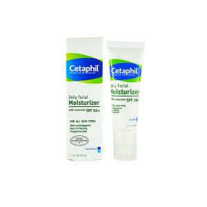 Cetaphil Daily Facial Moisturizer Sunscreen SPF50+ 50ml