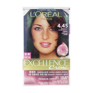 L'Oreal Excellence 4.45 Mahogany Copper Brown