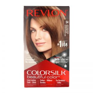 Revlon ColorSilk 5G Light Golden Brown 54