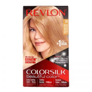 Revlon ColorSilk 70 Medium Ash Blonde