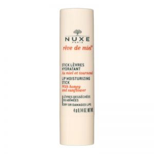 Nuxe Lip Moisturising Stick 4g With Honey & Sunflower