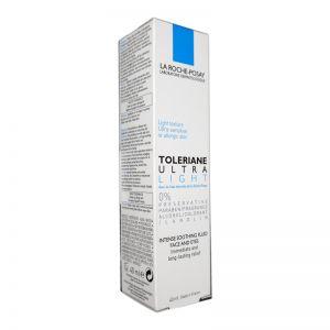 La Roche Posay Toleriane Ultra Light 40ml Intense Soothing Fluid Face Eye