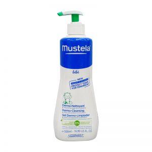 Mustela Dermo-Cleansing Gel (for hair & body) 500ml
