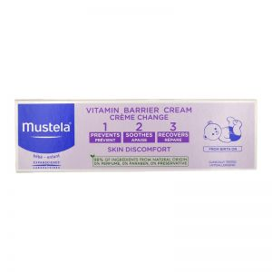 Mustela Vitamin Barrier Cream 100ml