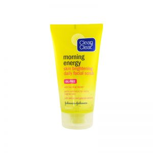 Clean & Clear Morning Energy Skin Brightening Daily Facial Scrub 150ml