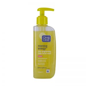 Clean & Clear Morning Energy Skin Brightening Daily Facial Wash 150 m