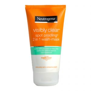 Neutrogena Visibly Clear Spot Proofing 2in1 Wash-Mask 150ml