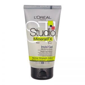 Studio Line Mineral FX Invisi' Gel 150ml Normal Strength 24hr