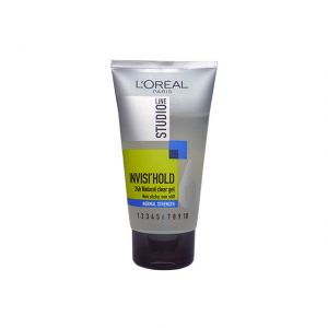 Studio Line Invisi Hold 150ml 24h Natural Clear Gel Normal Strength
