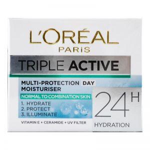 L'Oreal Tripe Active Day Moisturizer 50ml Normal & Combination Skin