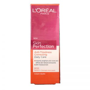 L'Oreal Paris Skin Perfection Anti-Tiredness Day Moisturizer 35ml