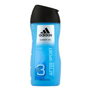 Adidas Body Hair Face 3in1 After Sport 250ml