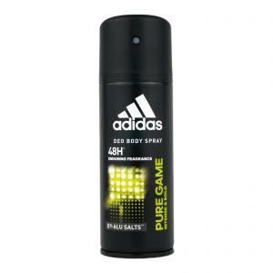 Adidas Deodorant Spray 150ml Pure Game