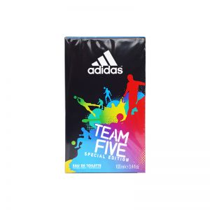 Adidas Men's EDT 100ml Team Five Special Edition