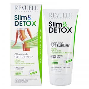 "Revuele Slim&Detox Cream-Mask ""Fat Burner"" 200ml"