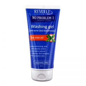 Revuele Washing Gel 200ml Anti-Acne & Blackheads with Tea Tree Oil