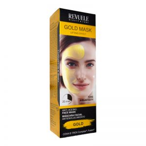 Revuele Gold Mask Anti-Ageing Face Mask 80ml