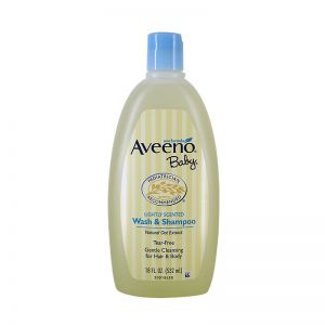 Aveeno Baby Gentle Cleansing for Hair & Body 532ml