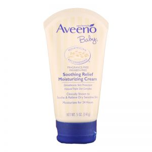 Aveeno Baby Soothing Relief Moisturizing Cream 141g