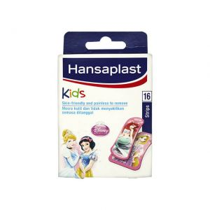 Hansaplast Kids Disney Princess 16 Strips