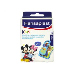Hansaplast Kids Mickey and Friends 16 Strips