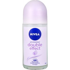 Nivea Roll-On Deodorant 50ml Double Effect