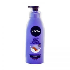 Nivea Silky Smooth Body Milk 400ml
