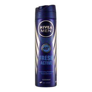 Nivea Men Deodorant Spray 150ml Fresh Active