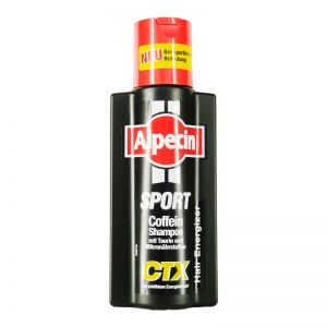 Alpecin Coffein Shampoo 250ml Sport CTX