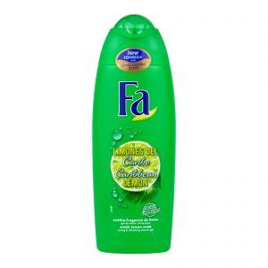 Fa Shower Gel Caribbean Lemon