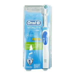 Oral B Vitality Crossaction Power Toothbrush 1s