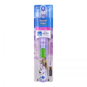 Oral-B Toothbrush Stages Frozen Power Soft 1s For 3+ Years