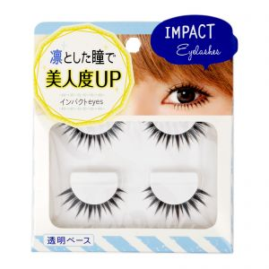 100Yen Natural False Eyelash Impact