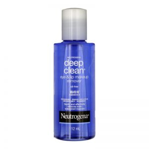 Neutrogena Oil Free Eye & Lip Make Up Remover 112ml