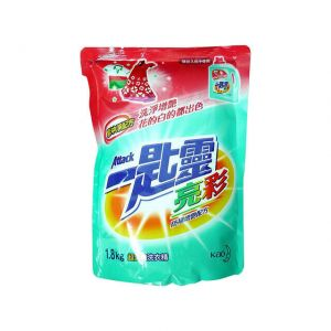 Kao Attack Liquid Detergent Color Refill 1.8kg