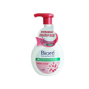 Biore Foaming Facial Wash 160ml Acne