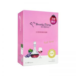 My Beauty Diary Mask 8s Red Vine Revitalizing